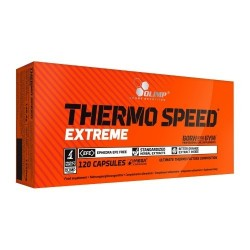 Bruleur violent ! Thermo Speed Extreme® Mega 120 Caps