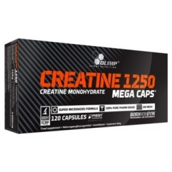 CREATINE MEGA CAPS 120